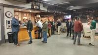November 2017 Member Meeting at Thomas Hooker Brewery, Bloomfield
